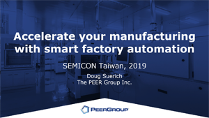 Accelerate your manufacturing