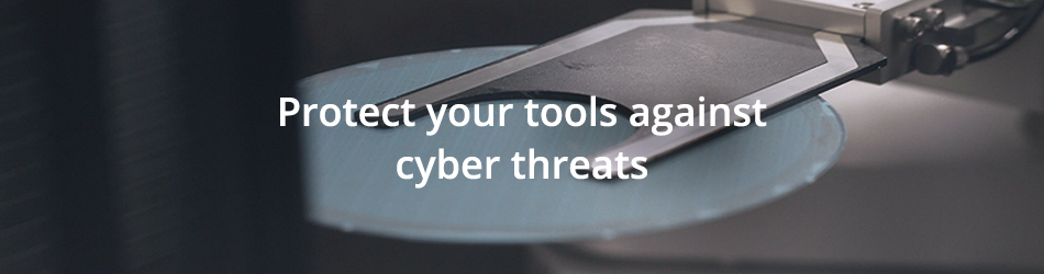 Protect your tools against cyber threats graphic