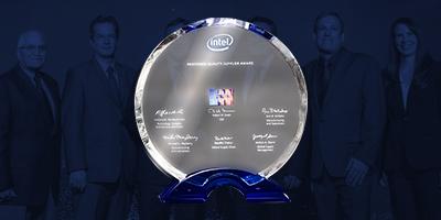 Intel PQS Award 2019