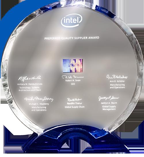 intel trophy