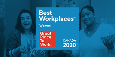 Best Workplaces for Women, Great Place to work award