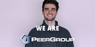 Thumbnail of We Are PEER Group video