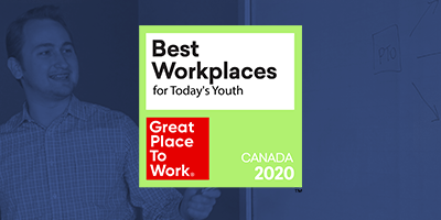 Article cover for PEER Group Named a Best Workplace for Today's Youth