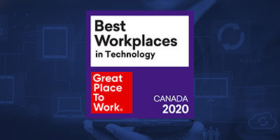 Best workplaces in Technology award
