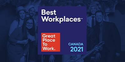 Great Place to Work press release cover image