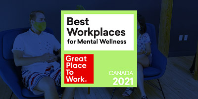 PEER Group named a 2021 Best Workplace for Mental Wellness